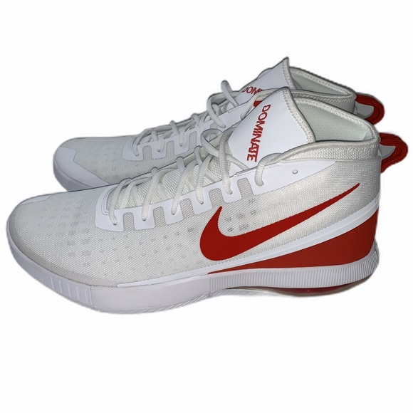 Nike Other - NEW Nike Air Max Dominate EP White Red Sneakers